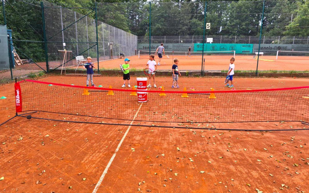 Trainingscamp für Kinder